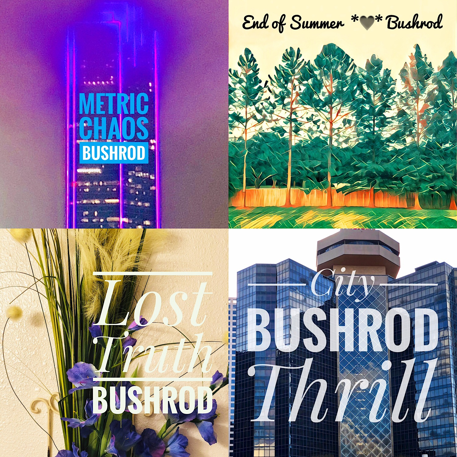 Hear the Latest SoundCloud Posts by Bushrod